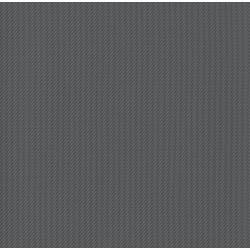 Dalle à coller en vinyle - Aspect fibre tissée - coloris aluminium