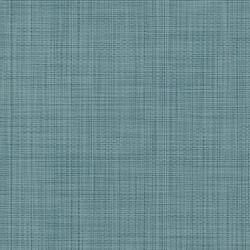 Dalle à coller en vinyle - Aspect fibre tissée - coloris Bleu