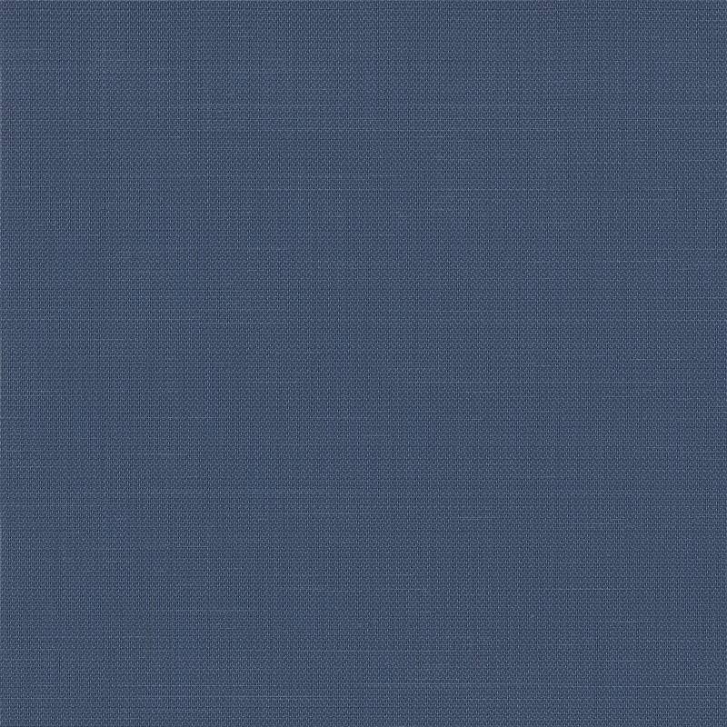 Dalle à coller en vinyle - Aspect fibre tissée - Bleu spectral