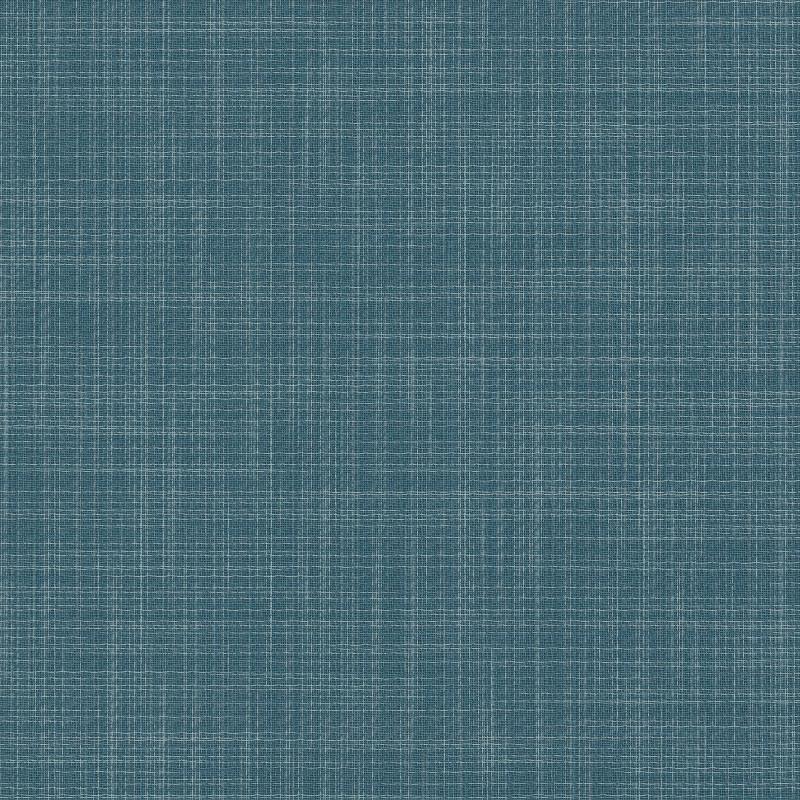 Dalle à coller en vinyle - Aspect fibre tissée - coloris Turquoise
