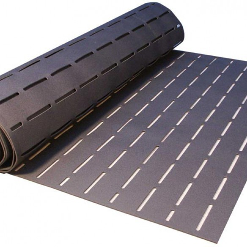 Sous couche parquet en mousse alvéolée MP5- ép. 5 mm- 10m²/rouleau