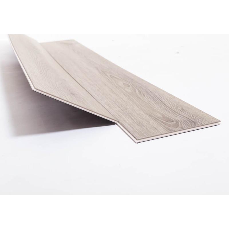 Lame vinyle rigide clipsable avec sous couche intégrée Megève chêne 101