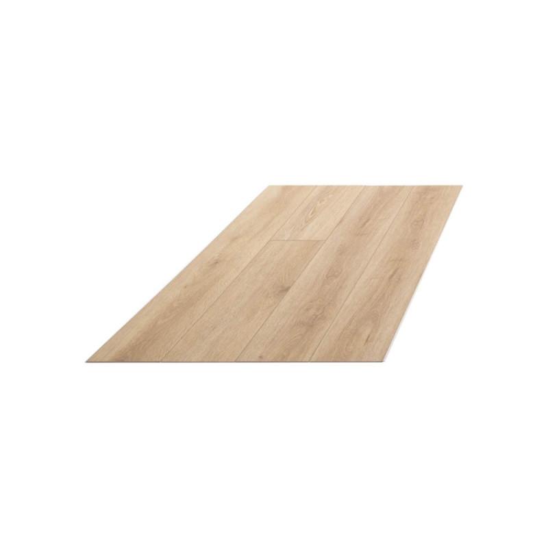 Lame vinyle rigide clipsable avec sous couche intégrée Megève chêne 102