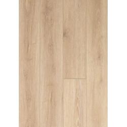Lame vinyle rigide clipsable avec sous couche intégrée- Megève - Teinte chêne Sable