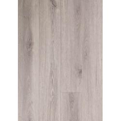 Lame vinyle rigide clipsable avec sous couche intégrée- Megève - Teinte chêne gris