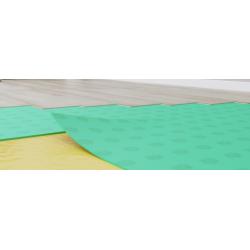 Sous couche verte 3 mm plaque