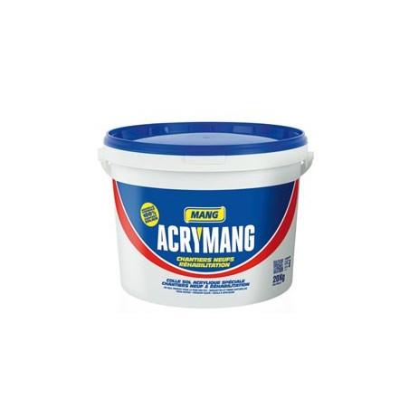 colle pour sol souples acrymang