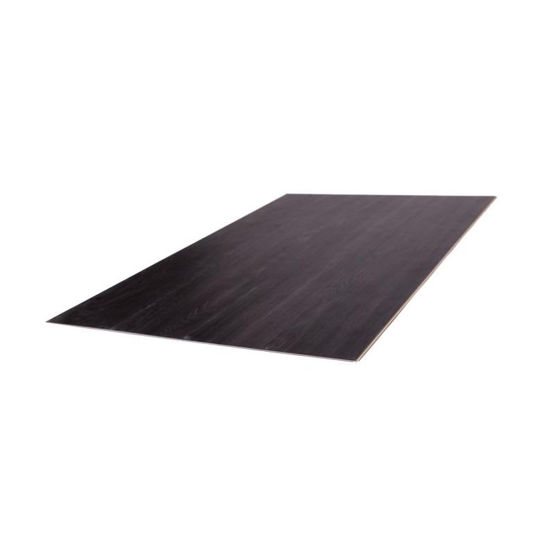 Lame pvc clipsable Ocean Black