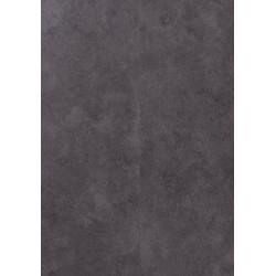 Dalle pvc clipsable avec sous couche intégrée - Ocean - coloris Béton Anthracite - 30,3 x 60,6 cm
