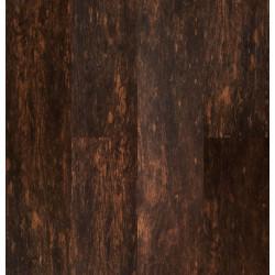 Lame vinyle à coller- Kyoto - coloris bois marron