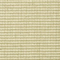 Moquette laine et jute - Por -Coloris White