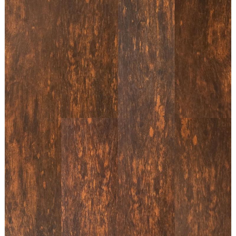 Lame vinyle à coller- Osaka - coloris bois marron
