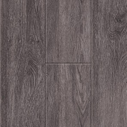 Lame vinyle rigide clipsable avec sous couche intégrée - Ocean Dark Grey