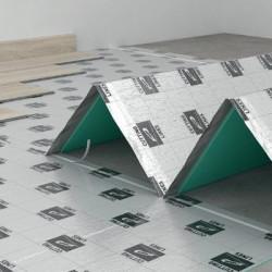 Sous couche isolante Secura Max Smart en plaque - 5 mm - 19 Db-10 m²/colis