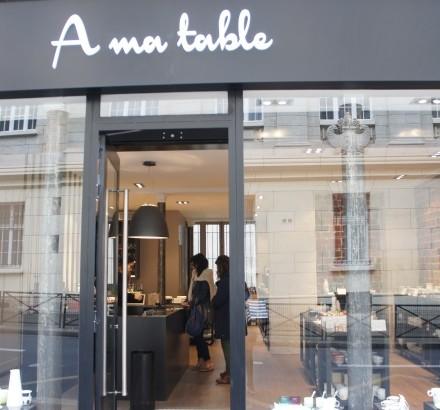Boutique A ma table - Paris