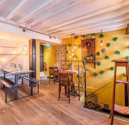 Maison Popeille - Parquet en chêne décorasol